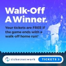 Walk Off A Winner Promotion