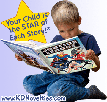 Personalized Books for Kids