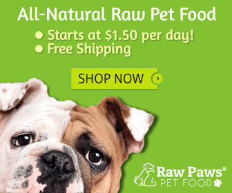 Health - Beauty - All Natural Raw Pet Food, as low as $1.50 per day!