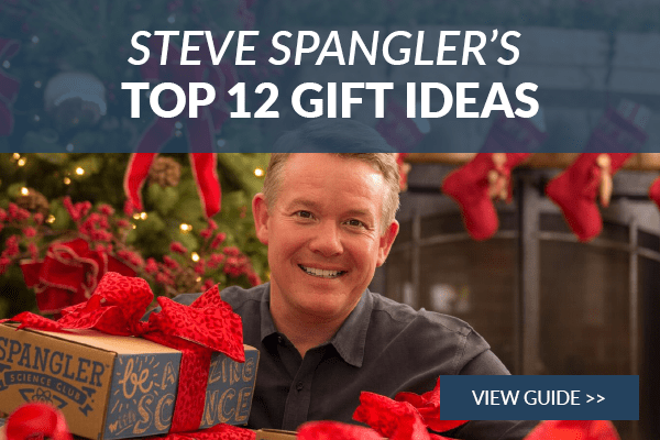 Holiday Gift Guide from Steve Spangler