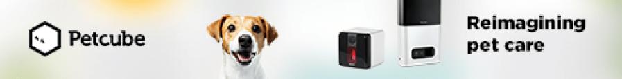 Petcube: Interactive Wi-Fi Pet Camera
