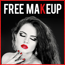 Free Makeup Shop Now at LA Minerals