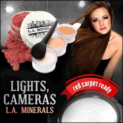 LA Minerals - Mineral Makeup Made in USA