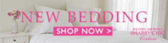 Shabby Chic New Bedding