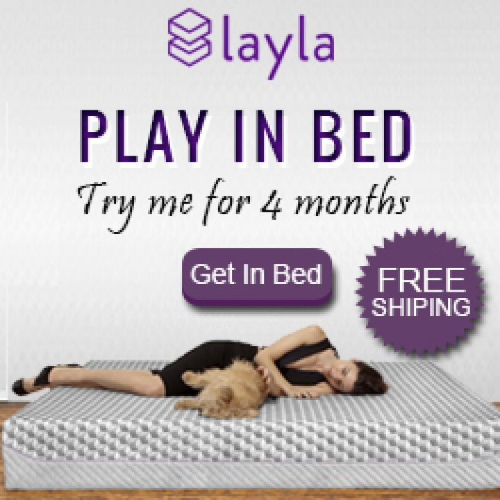 Layla Mattresses – Try Me for 4 months
