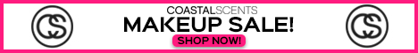 Coastal Scents Makeup Sale Shop Now!