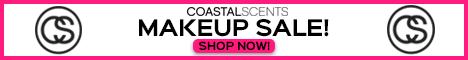 Coastal Scents Makeup Sale Shop Now!