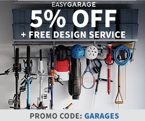 Get 5% Off at EasyGarage Today!