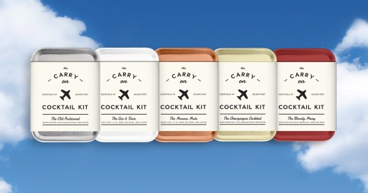 Carry On Cocktail Kit - Travel Essentials for International Travel by popular Dallas blogger Foreign Fresh & Fierce