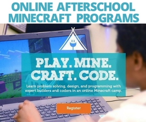 Connected Camps Minecraft Summer Camp