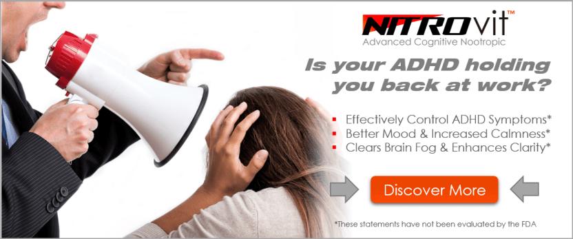 Nitrovit - The Best Multi-Nootropic Supplement