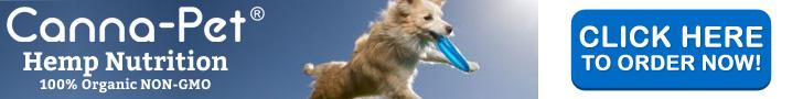 Hemp Nutrition - Save on Combo treat packs @ Canna-Pet.com