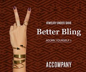 Accompany - Jewelry - Artisan Made, Fair Trade, Philanthropic