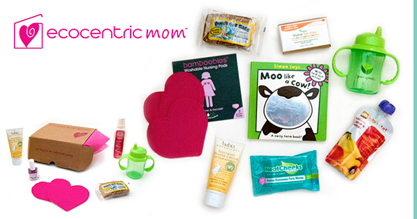 Ecocentric Mom box
