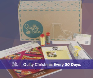 Join the Quilty Box program today!