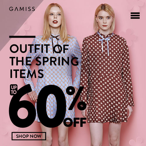 Outfit Of The Spring Items Up To 60% OFF, Shop Now