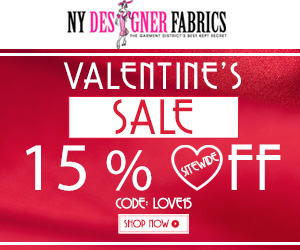 Valentine's Day Sale. Use Code: LOVE15 at Checkout and Get 15% OFF Site Wide
