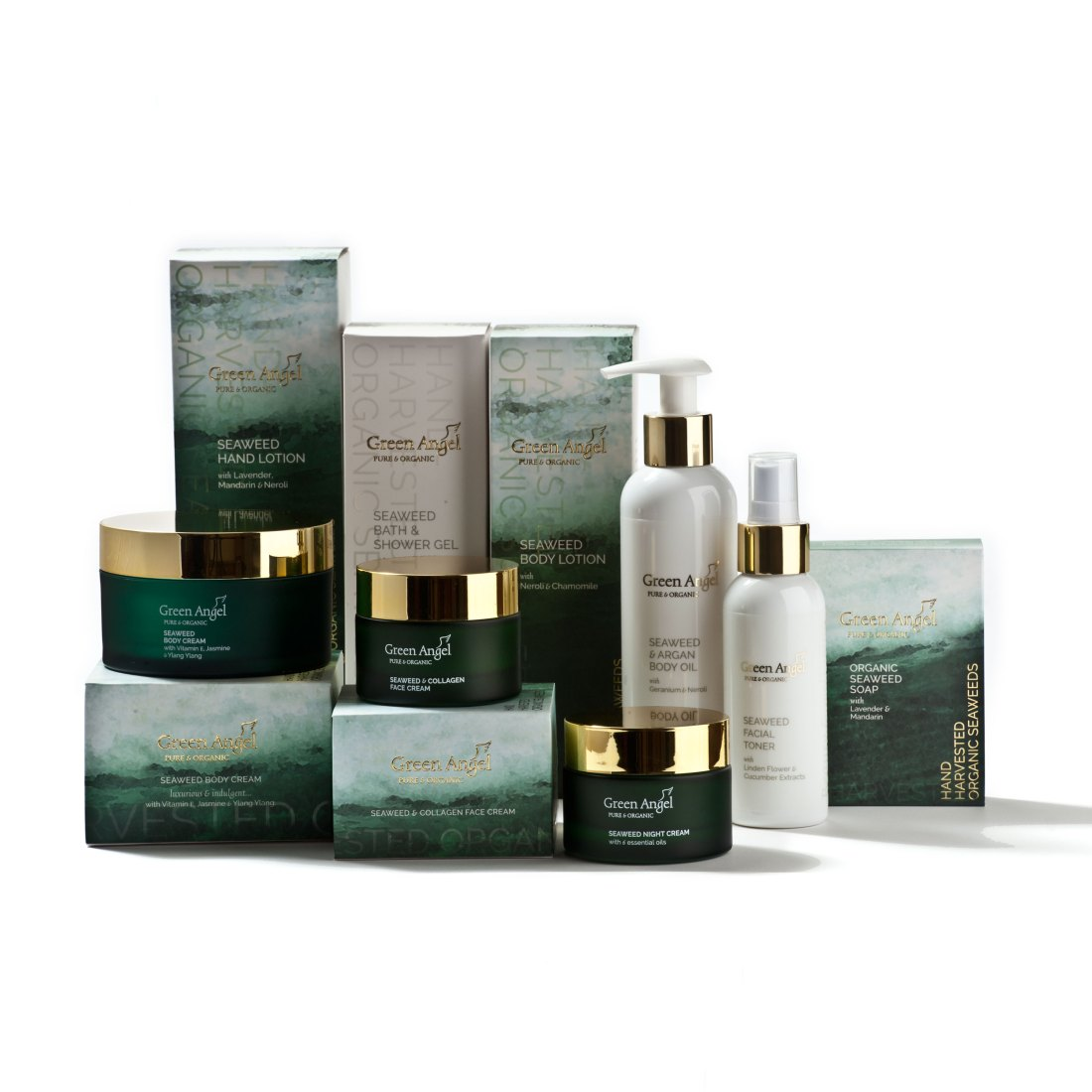 Seaweed Skin Care Ireland