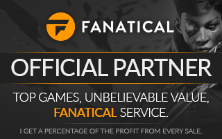Fanatical - Official PC Game Keys