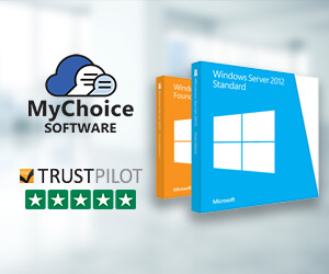 Buy genuine Microsoft Windows Server 2012 licensing from MyChoiceSoftware.