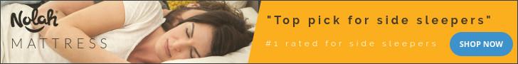 Nolah Mattress Best Mattress For Side Sleepers