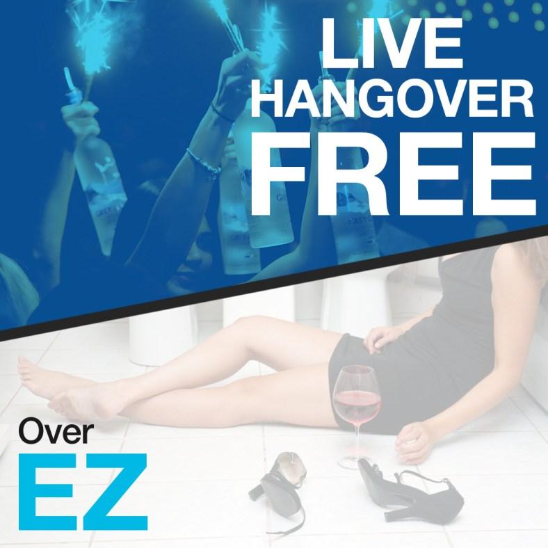 Over EZ - Hangover Supplements