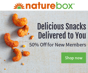 NatureBox - Delicious Snacks Delivered to You