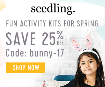 Easter Sale - 25% off