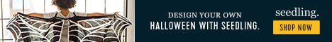 Seedling - Design your own Halloween costume