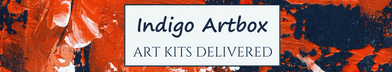 Art Kits Delivered | Learn to Make Art!