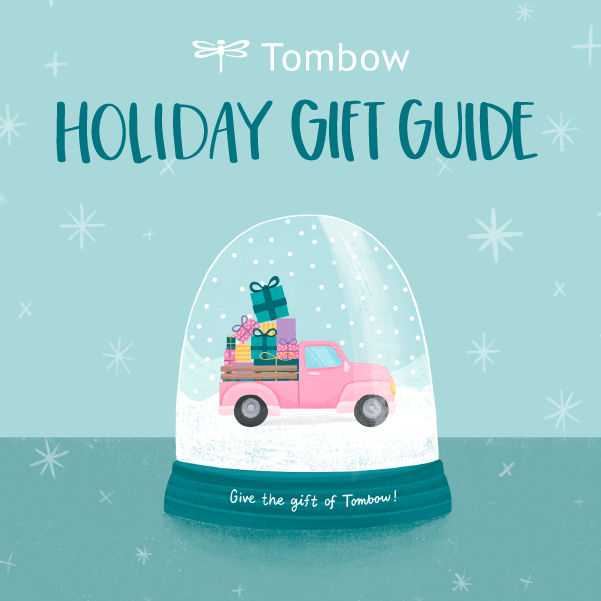 Tombow Holiday Gift Guide