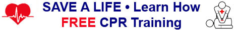 FREE CPR + FIRST AID TRAINING
