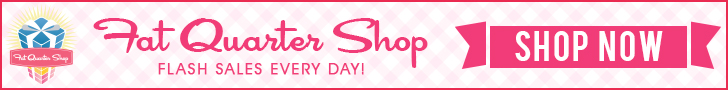 Fat Quarter Shop Daily Flash Sale