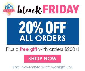 Fat Quarter Shop Black Friday Sale 2018