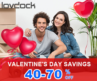 LOVDOCK VALENTINE'S DAY SAVING