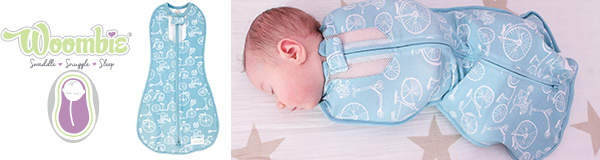 The safest way to swaddle