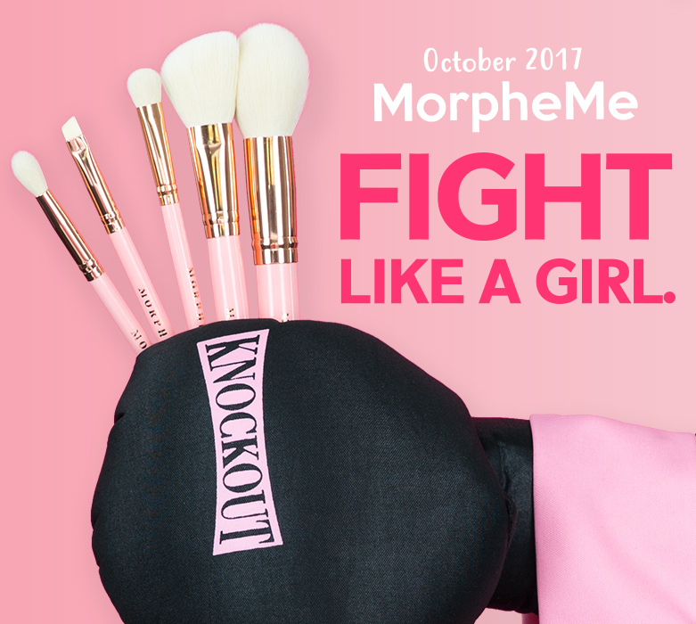 MorpheMe October Collection 2017
