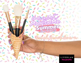 MorpheMe Summer Sweets Collection