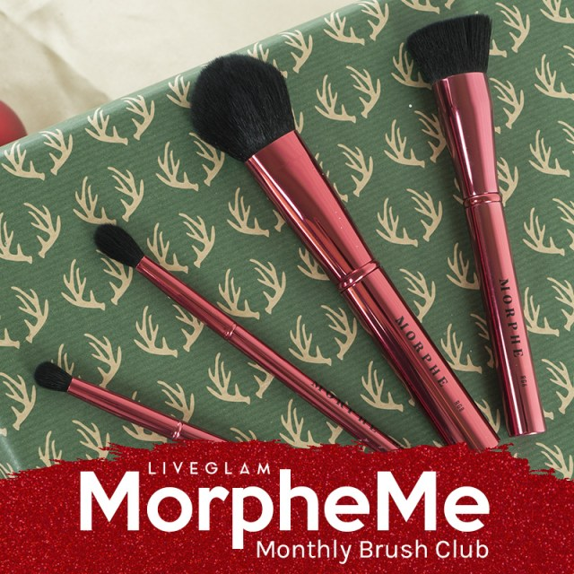 MorpheMe December Collection 2017