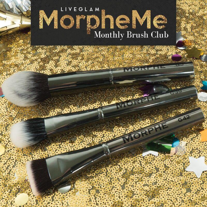 MorpheMe January 2018 Collection