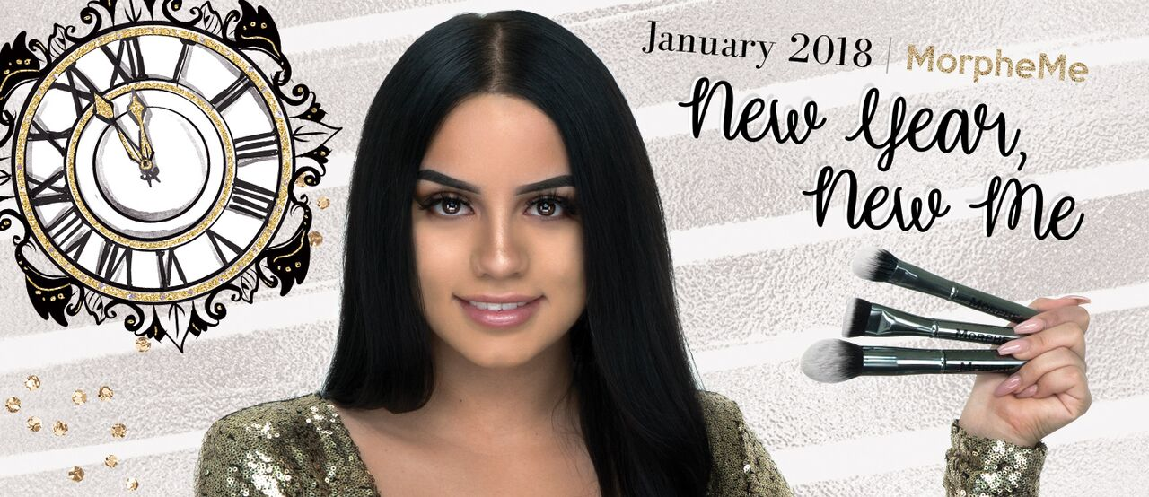 MorpheMe January 2018 Collection