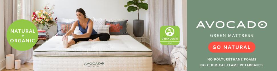 Avocado Green Mattress - Simple Sojourns