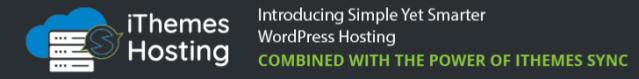 iThemes WordPress Hosting