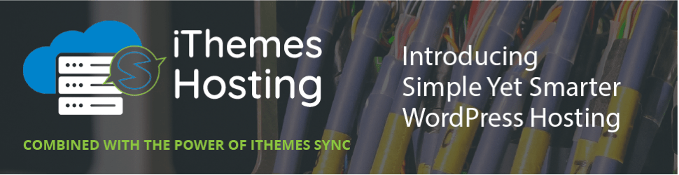 iThemes WordPress Hosting