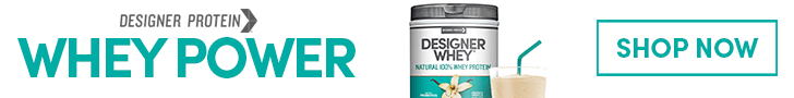 Whey Powder Protein by Designer Protein