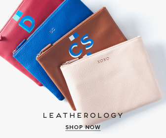Shop women's leather accessories at Leatherology