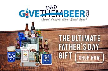 Best Dad Ever Beer Gift Basket