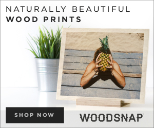 Naturally Beautiful Wood Prints