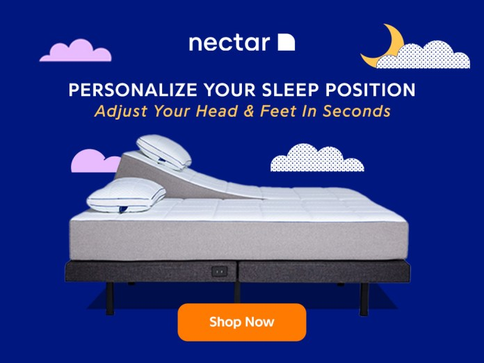 Nectar Adjustable Frame