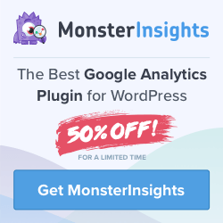 How To Add Powerful Scroll Depth Tracking Using MonsterInsights In 2020 1